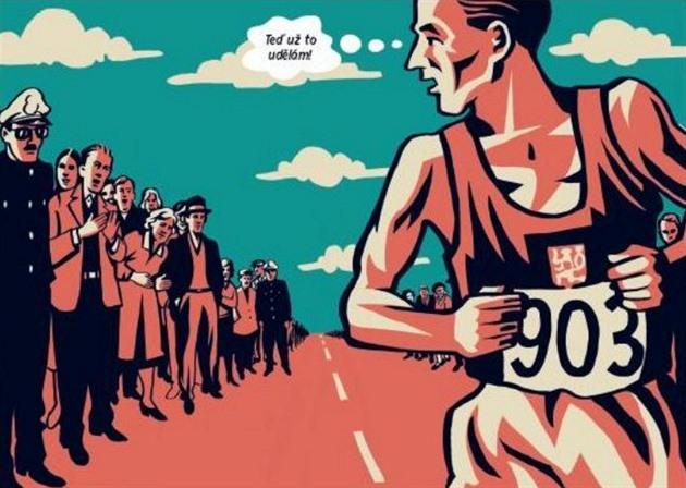 Argo's latest graphic novel